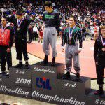 3rd place UIL State Miller Clark