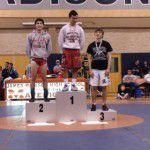 Tyler Droddy 2012-13 113lb District Bronze