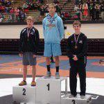 Kyle Gillespie 2013-13 120lb Regional Bronze