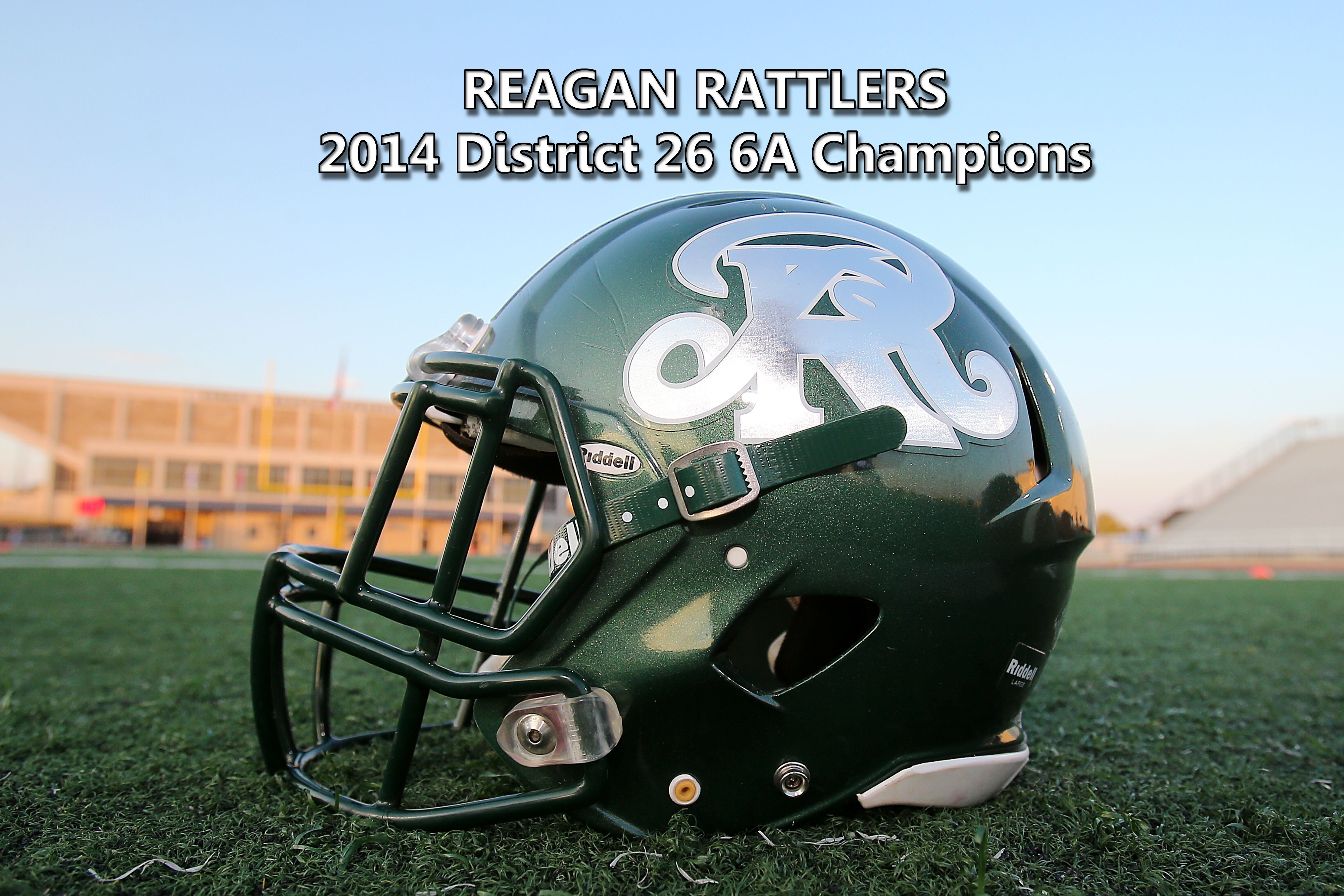 District Champions Helmet