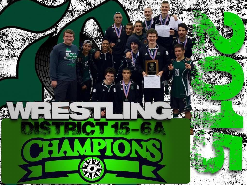 District Champions 2015