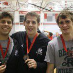 Omar Rodriguez, Jorge Haddad, Scotty McClatchy Vista Ridge Bronze