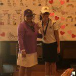 Brielle takes 3rd at Fore Love of Golf