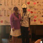 Lauren takes 1st at Fore Love of Golf
