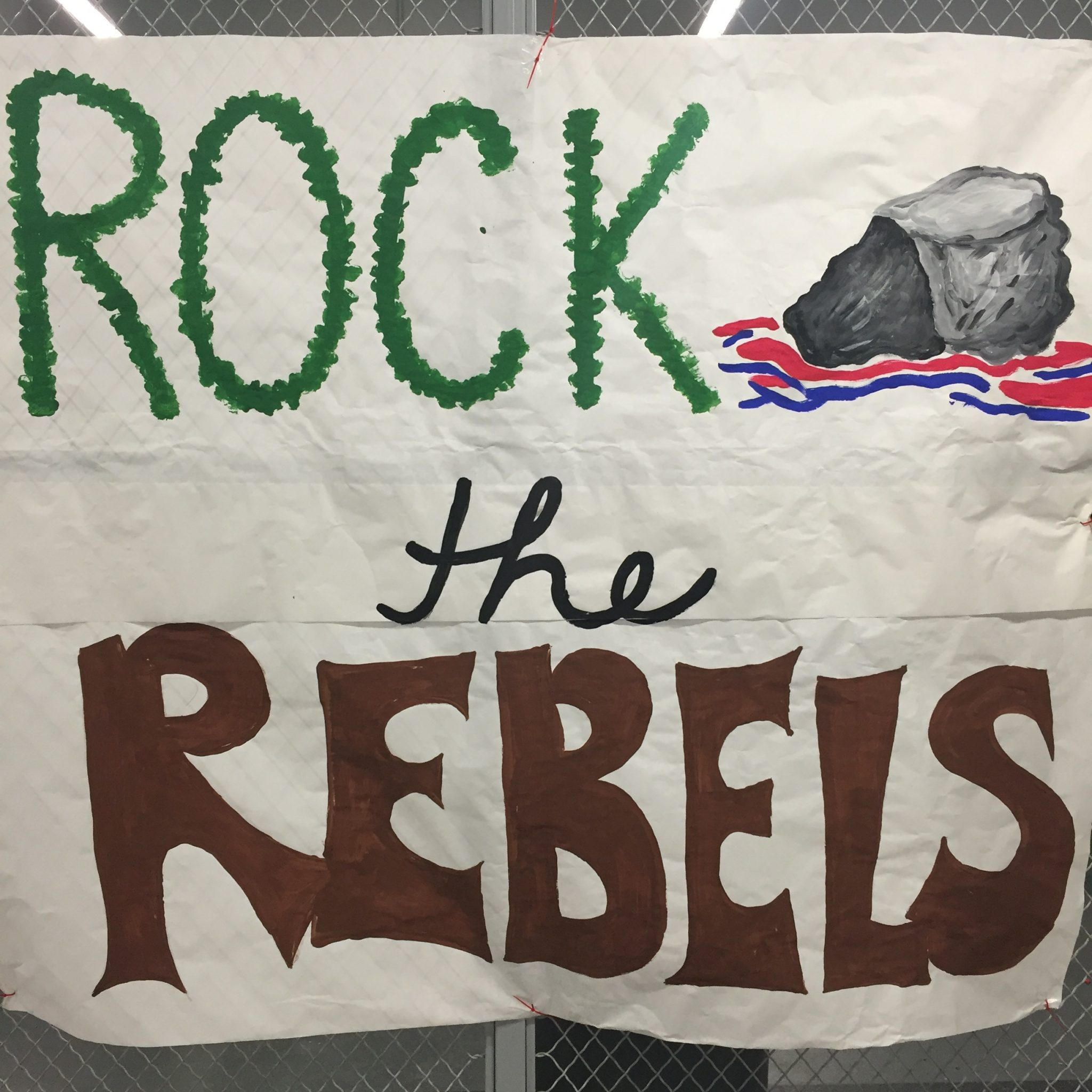 Rattlers are Ready for the Rebels