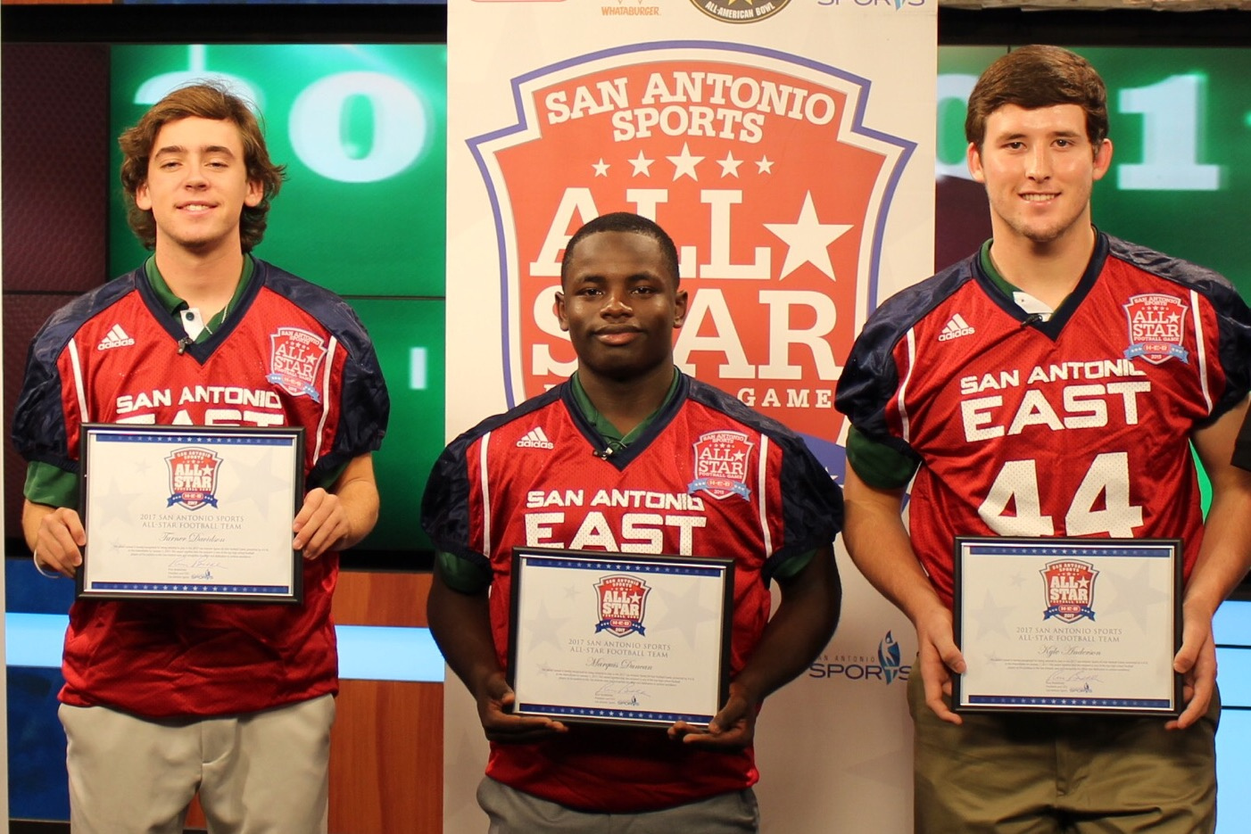 Reagan Rattlers named to HEB All Star Team