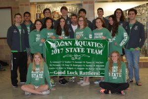 State Send Off 2017