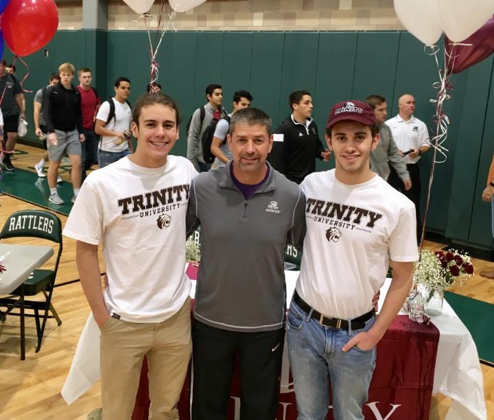 Trinity Signing