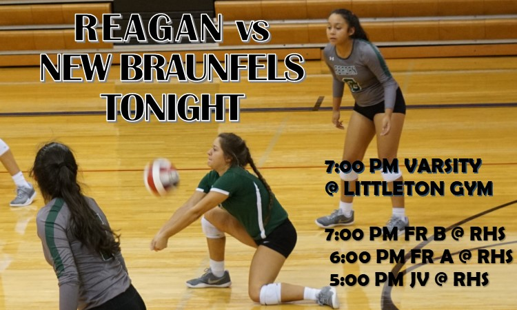 Volleyball vs New Braunfels