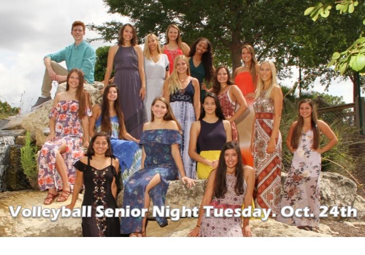 Senior Night Post