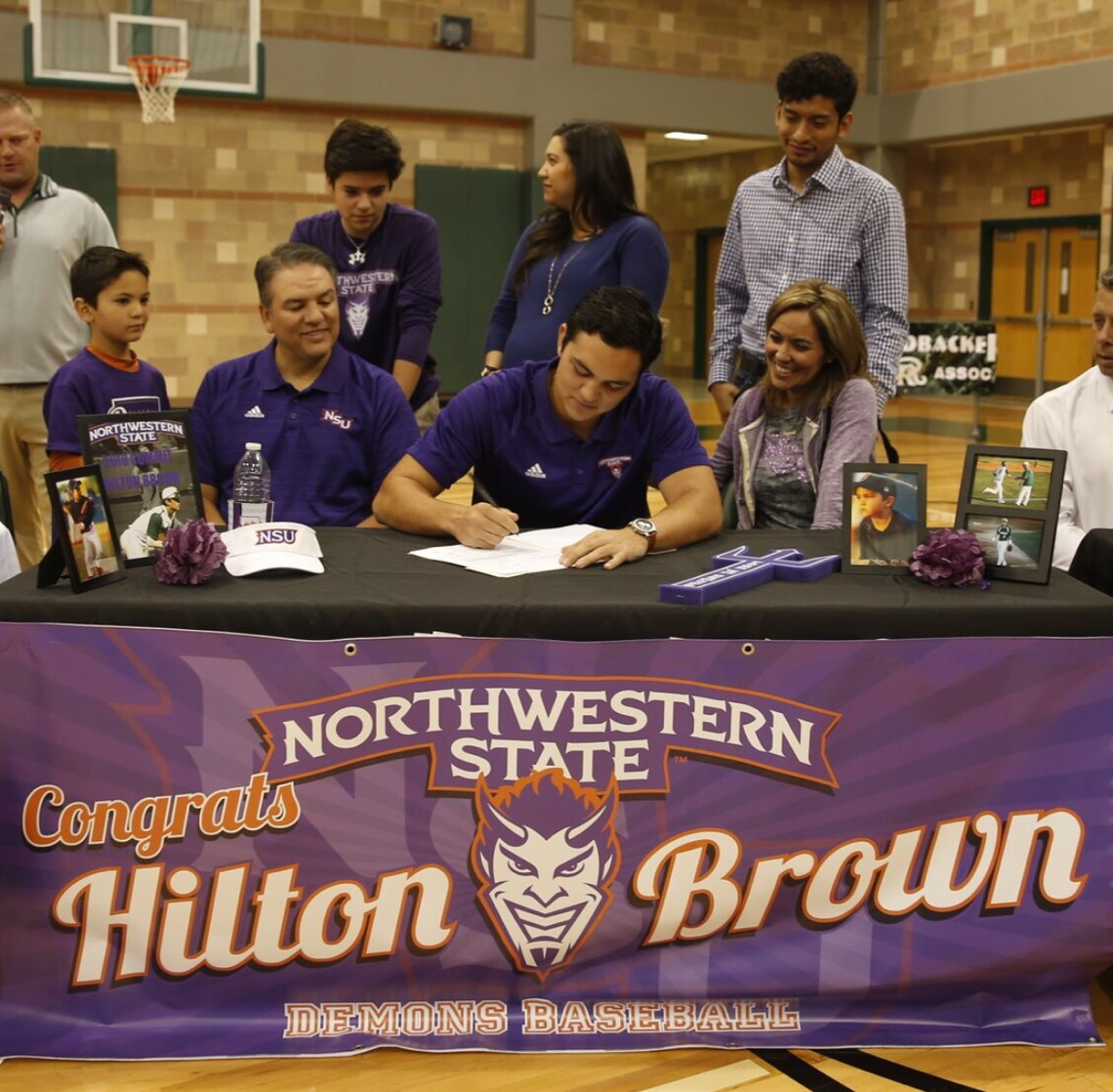 Hilton Brown NLI