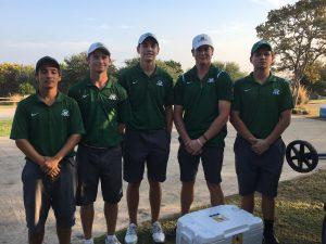 L to R: Raul, Travis, Bennett, David, Grant