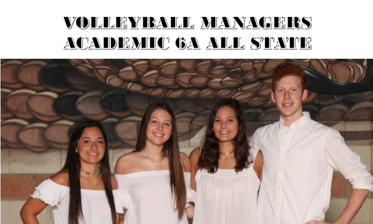 Academic All State Managers