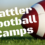 Bring your strength, stamina, and speed to Rattler Football Camps!