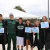 Aquatics' Swimmers Sweep Pentathlon Meet, Grab 5 of 6 Pentathlete Awards