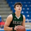 Basketball's Carsten receives E-N Game Ball