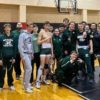 Reagan Wrestling last Tournament / Dual before District