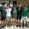 Reagan Tennis Takes 1st Place in Singles