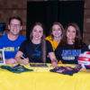 Reagan's Madeleine Stolzer signs commitment to play Javelina Volleyball