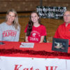 Kate Weaver commits to University of Tampa for Cross Country and Track