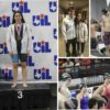 Bartley Medals, Women Take 11th at State Swim and Dive Champs