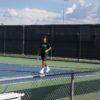 SENIOR SPOTLIGHT:  Tennis Fernando Andrade