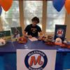 Baseball's Carsten signs his commitment to McLennan College