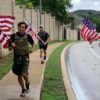 Reagan Wrestlers Honor Fallen by Completing Murph Challenge