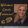 Coach Freeman: accomplished runner and coach to lead Rattlers