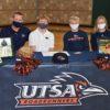 Reagan's Ryan Beaird signs with UTSA Baseball