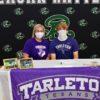 Baseball's Jacob Burcham signs with Tarleton State