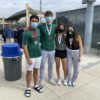 Reagan Tennis Takes 2nd Place in NEISD Invitational