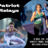 Reagan Track & Field ready for the Patriot Relays