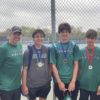 Reagan Tennis Takes 1st Place at Boerne Champion Invitational
