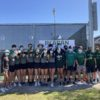 Reagan Tennis Take 1st Place in Doubles