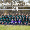 JV Girls' Soccer Goes Undefeated, Wins District!