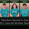 Aquatics Alyssa Palacios Named Express News Diver of Year – Again! Aquatics Members Named To 6A All-Area Teams