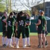 Lady Rattlers 17 -2 Victory of SA Roosevelt