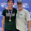 Reagan's Kyle Totorica finishes top 4 at State