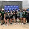 Reagan Tennis Takes 1st Place at Districts