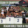 Records set as Reagan Girls capture another Regional Championship