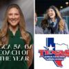 TGCA names Coach McHugh 5A-6A Coach of the Year