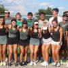 Reagan Tennis vs Madison High School