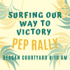 Surfing our way to VICTORY